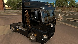 Mount & Blade Warband Mercedes MP4 skin