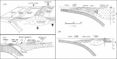 tipe tektonostratigrafi lempeng konvergen