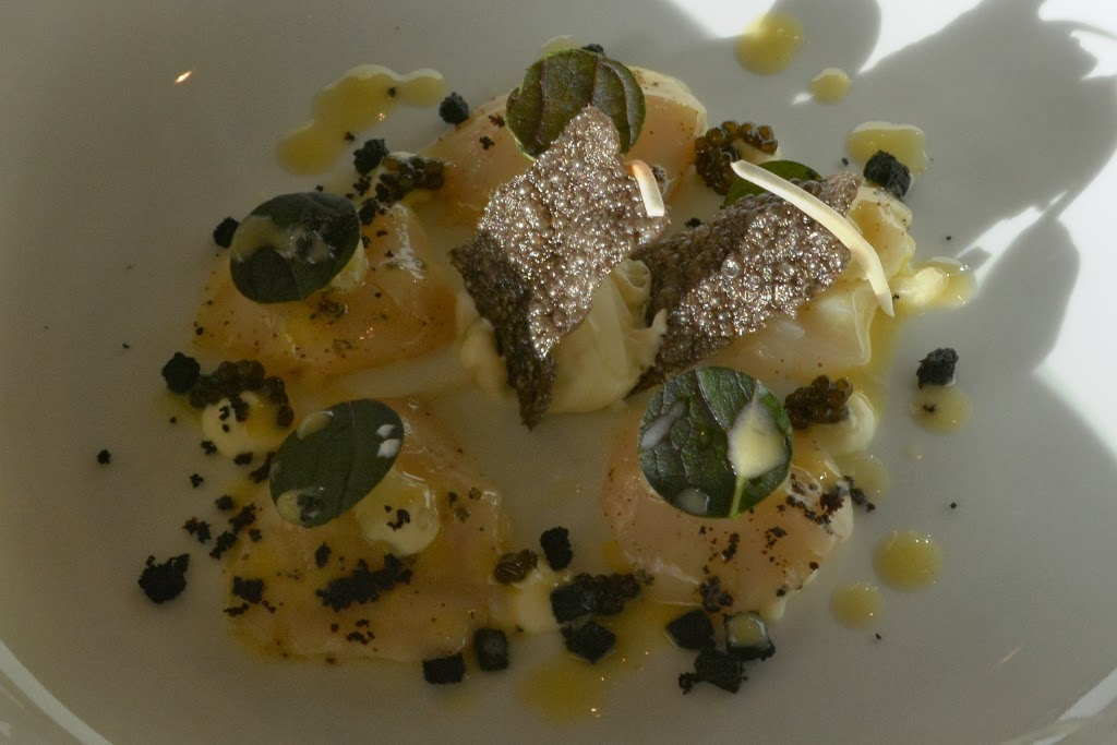 Parkheuvel Scallops and Truffle