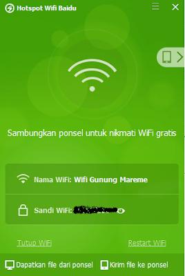 Cara Transfer dan Mengirim File Lewat Wifi