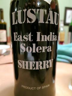 Lustau East India Solera Sherry (91 pts)