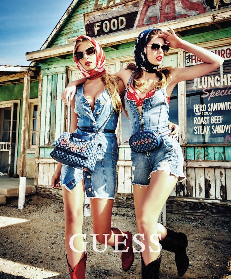 Guess Summer 2019 Campaign
