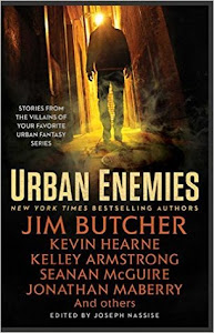 Urban Enemies edited by Joseph Nassise