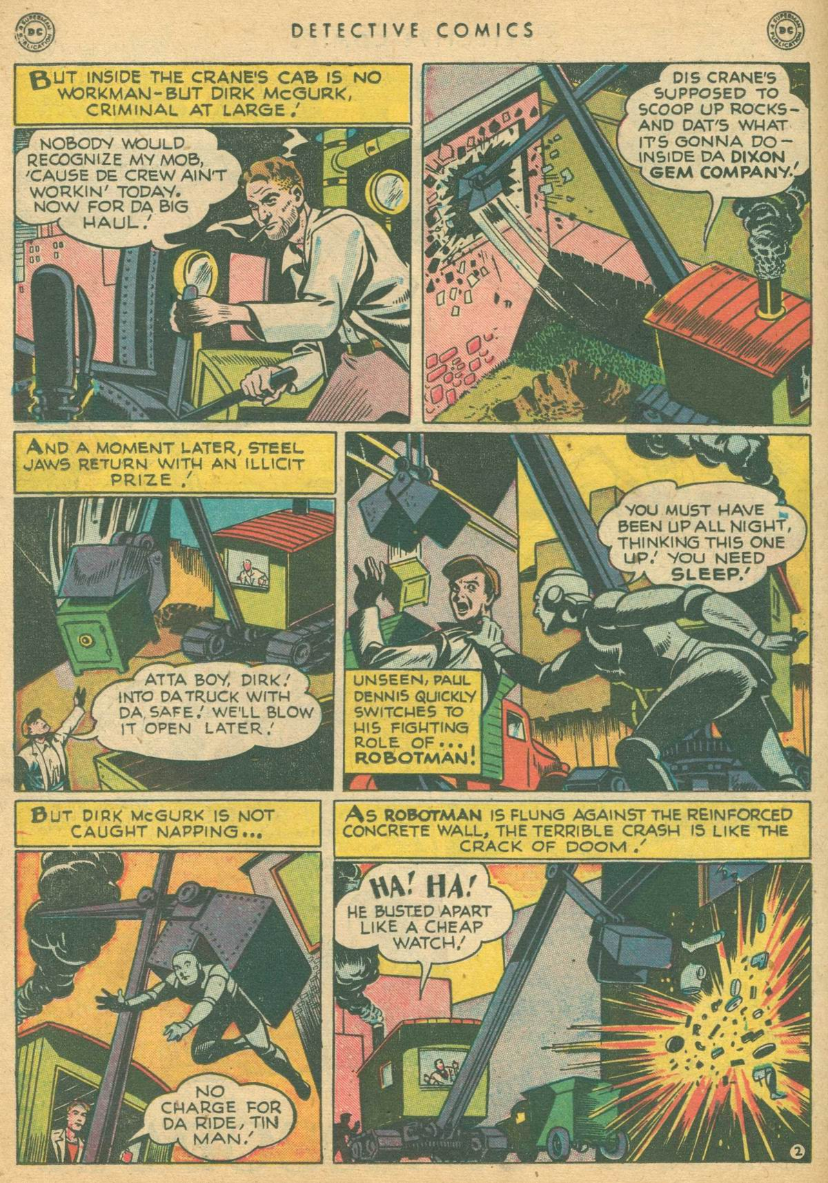 Detective Comics (1937) 138 Page 17
