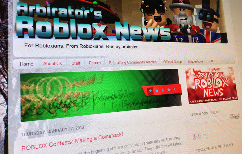 How To Get 1000 Followers On Roblox Roblox News Guide To Making A Fan Site
