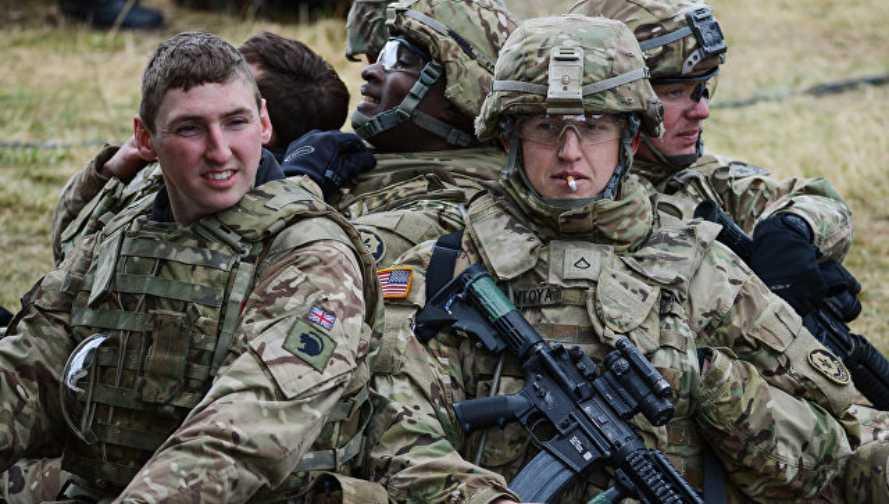 AS mengumumkan peningkatan kontingen militer AS di Jerman