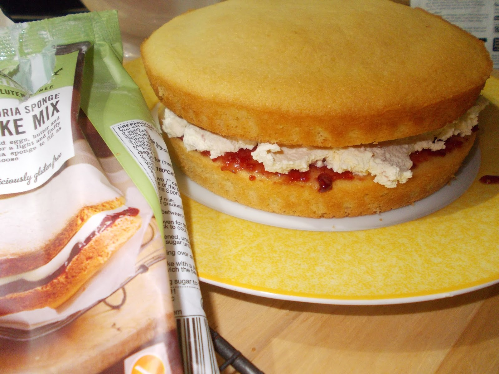 Marks And Spencer Cake Mix