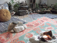East room of Shamanic Shift Center, Milwaukee, Wisconsin, March 2011, by ShamanicShift, a.k.a. ECP and Shamanic-Shift on Flickr.com
