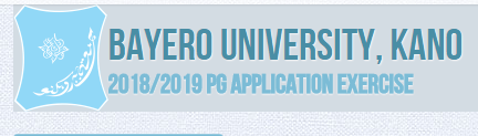 BUK 2018/2019 Postgraduate School Admission Form Out