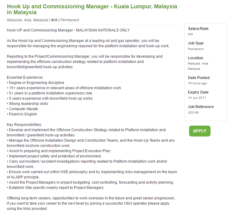 kuala lumpur hook up The single dude's guide to life & travel the single dude's guide to kuala lumpur do not show up and expect things to go the way you're used to.