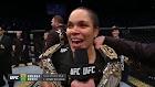 UFC 232: Amanda Nunes Octagon Interview