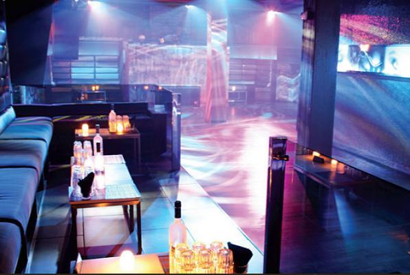 Balada Spy Bar em Chicago