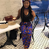 Check out Omotola Jalade's daughter Meraiah Ekeinde as she celebrates her birthday