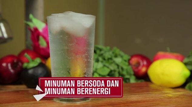 Makanan Dan Minuman Yang Dapat Menyebabkan Ketagihan