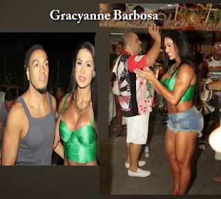 Gracyanne Barbosa Musculos