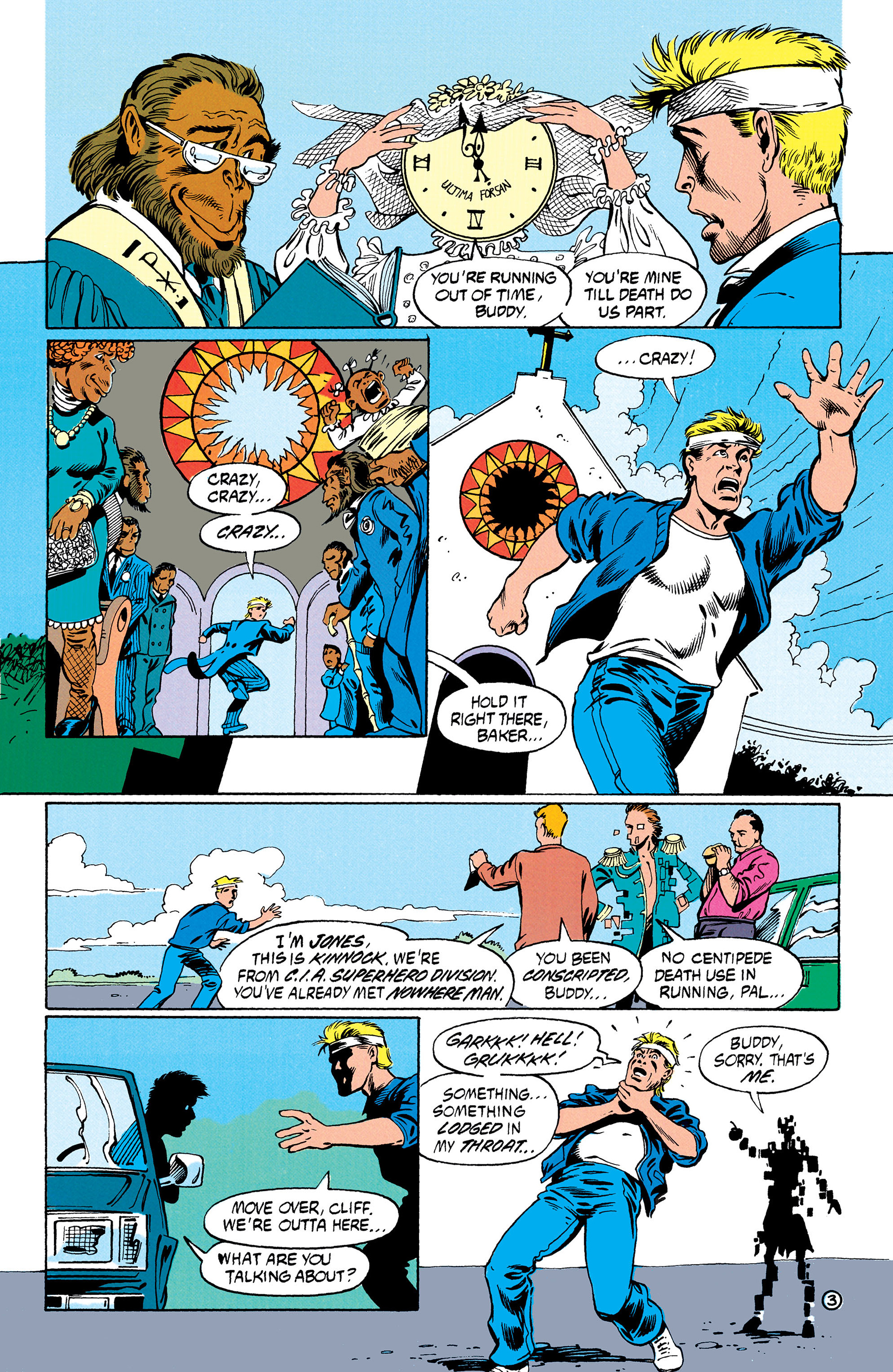 Read online Animal Man (1988) comic -  Issue #30 - 4