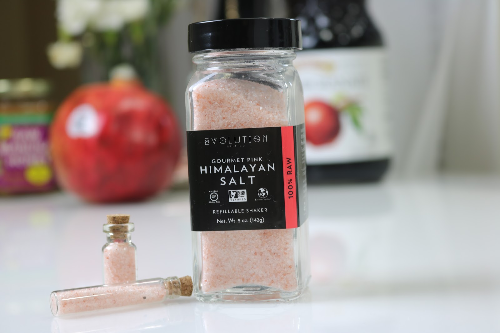 Why I switched to Pink Himalayan Salt