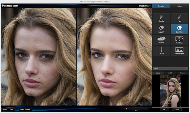 Perfectly Clear Photoshop Plugin