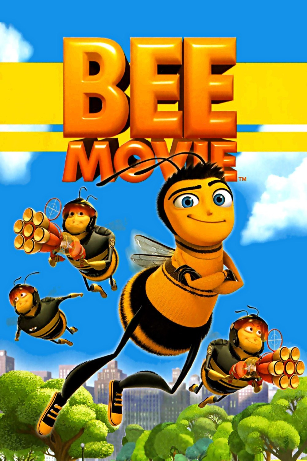 Nonton Film Bee Movie (2007)