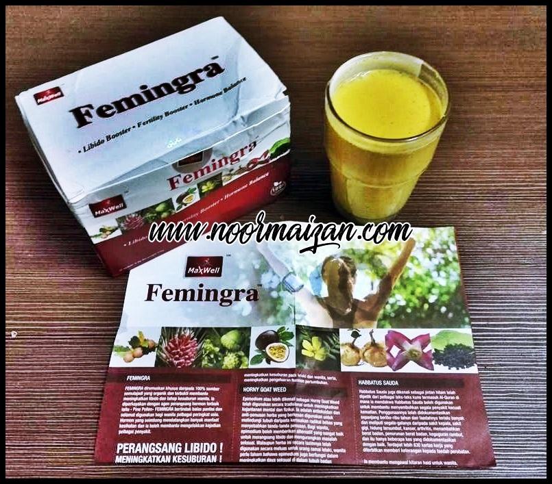 Atasi Masalah Hormon Wanita dengan Femingra