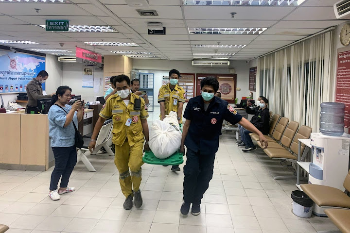Турист, задержанный с просроченной визой, умер в камере аэропорта Суварнабхуми — Тайские заметки