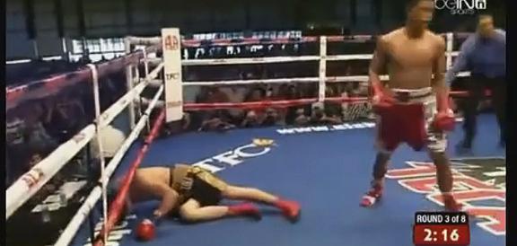 Jason Pagara's BRUTAL Knockout Of Abraham Alvarez (VIDEO) Pinoy Pride 37