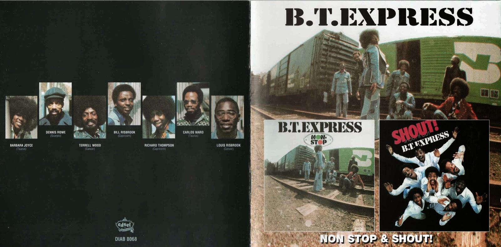 B. T. Express