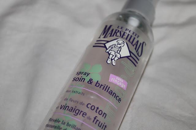 Spray Soin&Brillance - Le Petit Marseillais