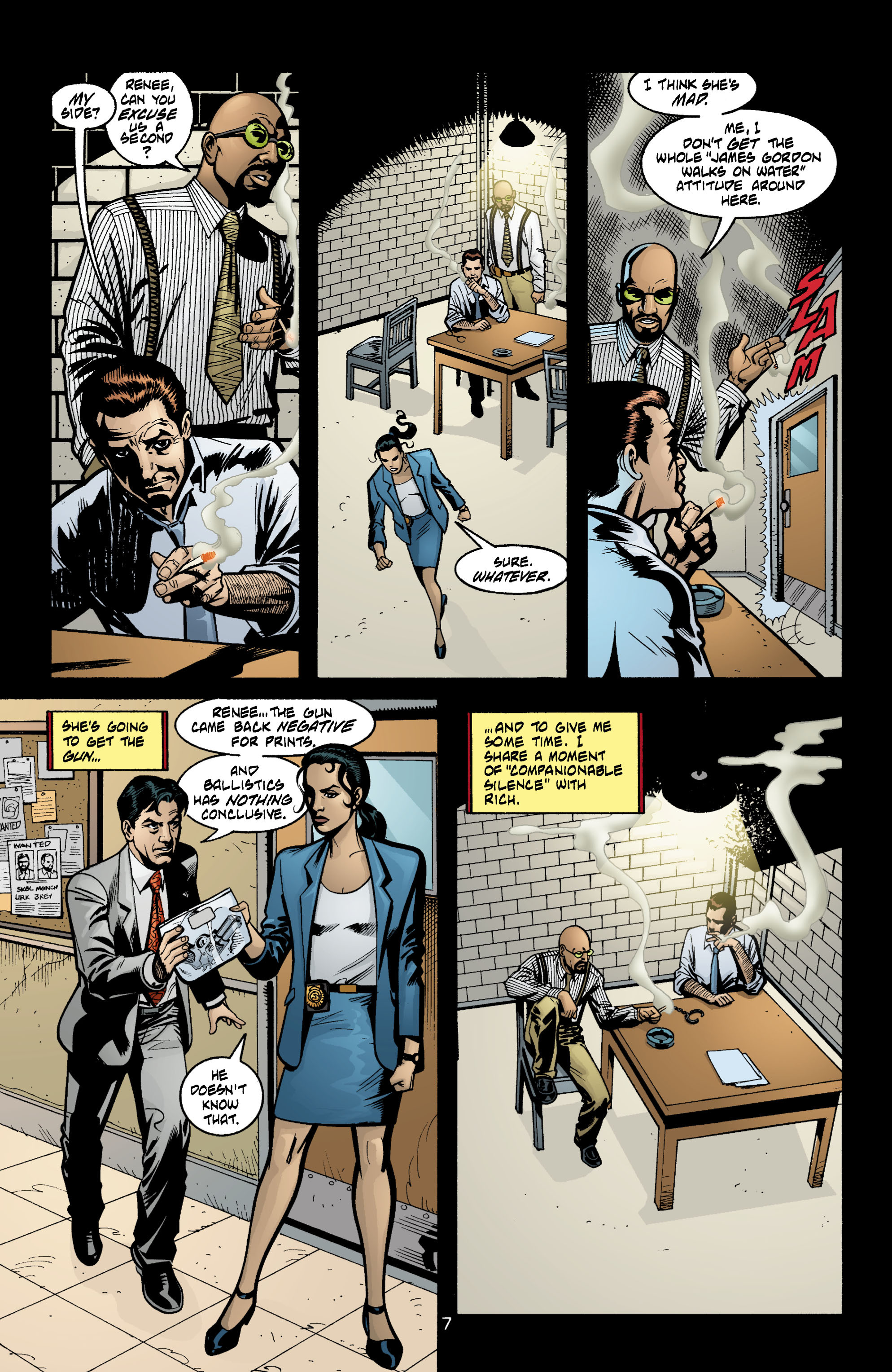 Detective Comics (1937) 754 Page 7