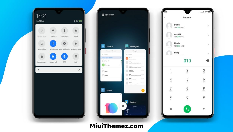 ReGen OS MIUI 10 Theme Download