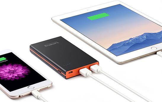 Review] Lumsing P1 Mini 8000mAh portable charger - iPad Guild