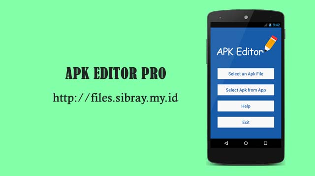 APK Editor Pro Versi 1.65 Apk Support all Android