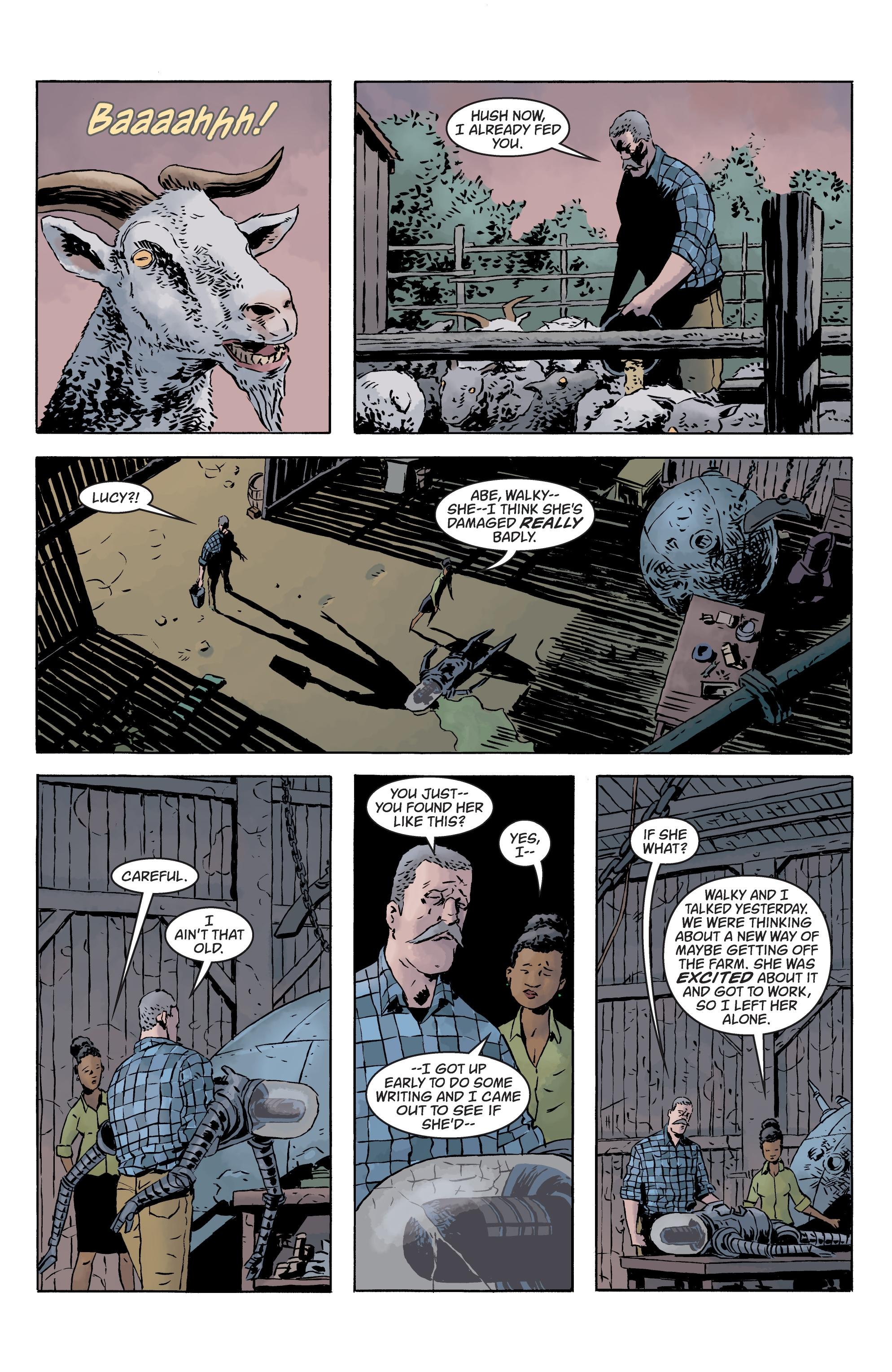 Read online Black Hammer comic -  Issue #10 - 7