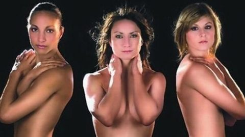 Female soccer players nude pics hurts time