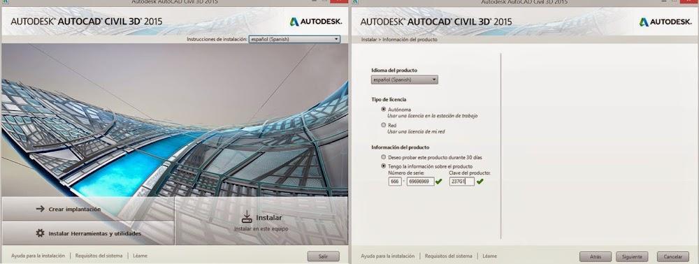 autocad civil 3d 2014 keygen xforce