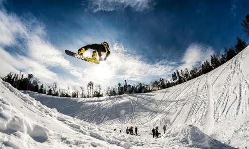Top 6 Michigan Winter Activities