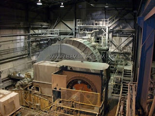 22ft x 7ft SAG Mill