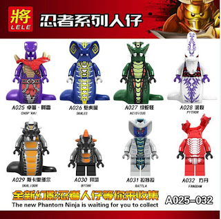 Model Building Supply A093 Legoing Ninja Ninjagoes Figures Zane Cole Lord Garmadon Jay Kai Frakjaw Cole Harumi Pythor Nuckal Wu Legoing Building Block