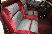 first 1989 Shelby Dakota interior