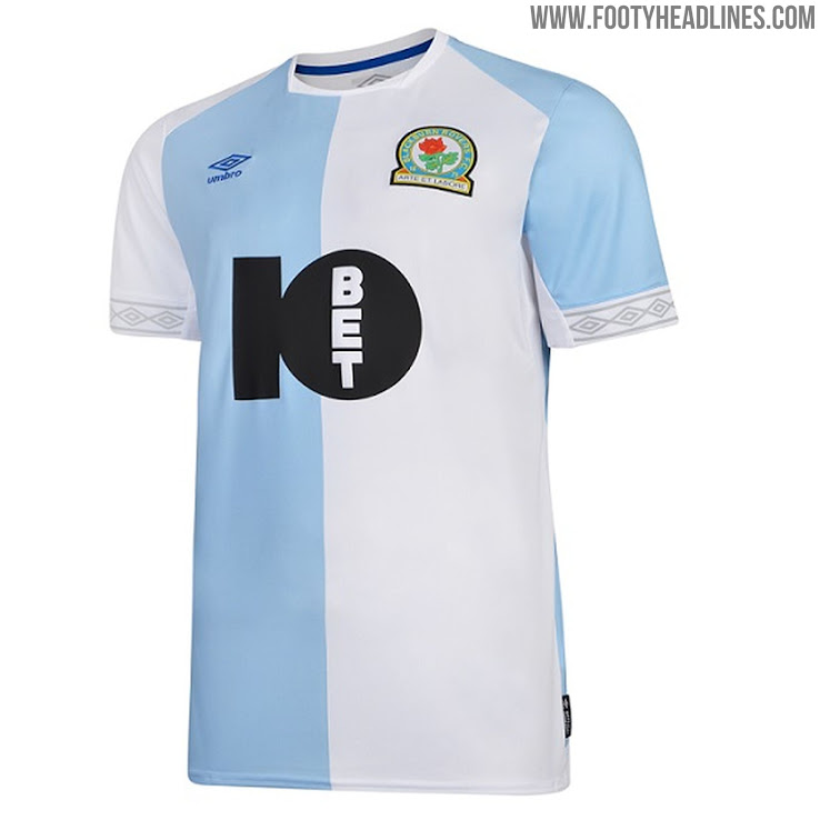 Blackburn Rovers 18-19 Home Kit Released - Footy Headlines facfba13f