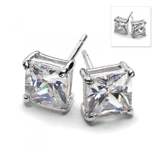 Ct Princess Cut Diamond Ring