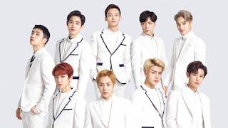 Download Kumpulan Lagu EXO Paling Lengkap 2018