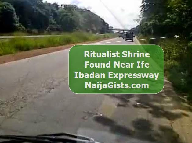 ritualist shrine ife ibadan way