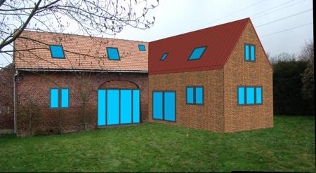 blog sur la r novation de notre grange pour la petite histoire. Black Bedroom Furniture Sets. Home Design Ideas