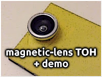 Magnetic-Lens TOH + demo