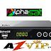 ALPHASAT GO! HD ACM NOVA ATUALIZAÇÃO V1.1.4 - 07/04/2018