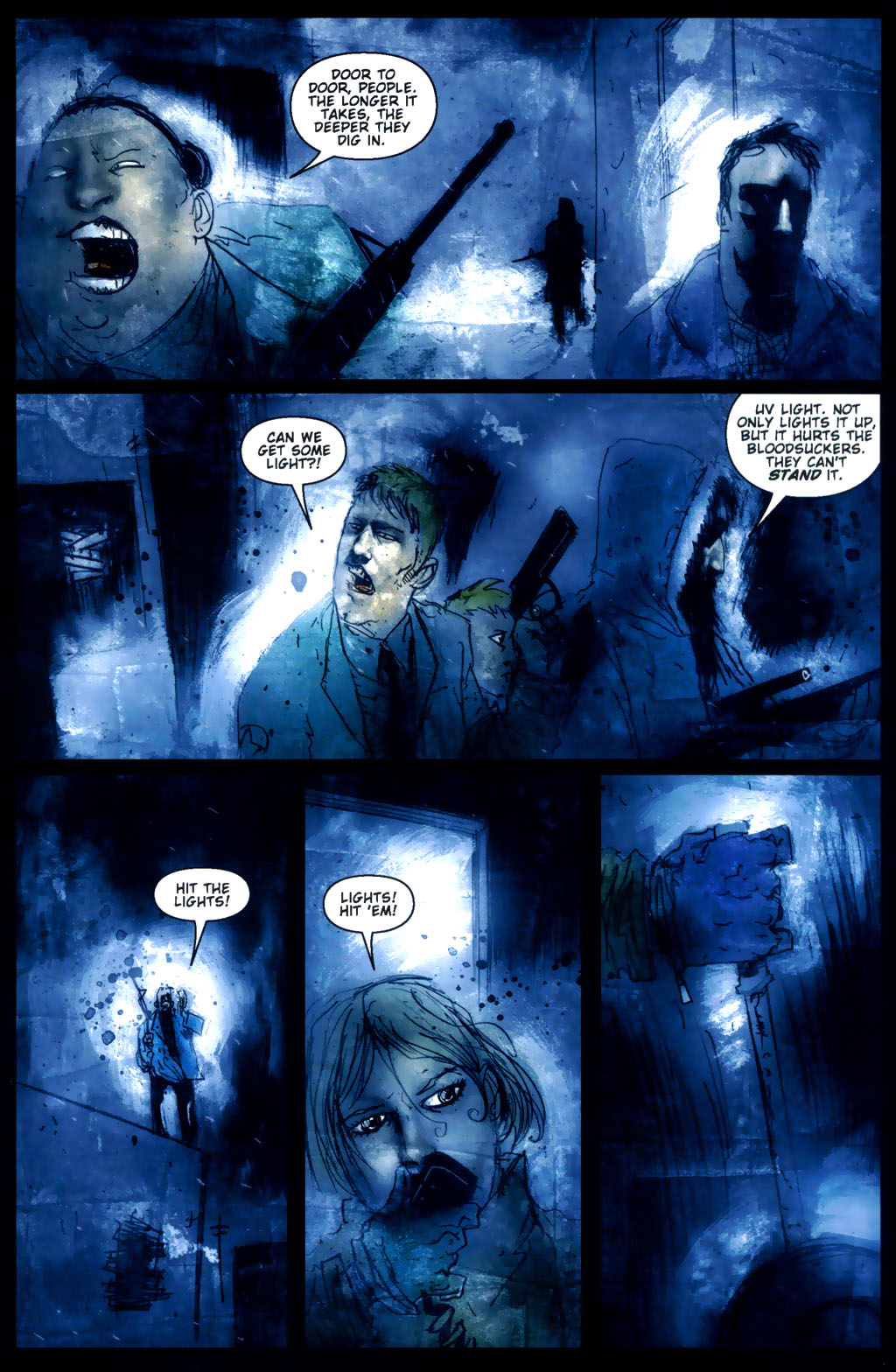 Read online 30 Days of Night: Return to Barrow comic -  Issue #3 - 15