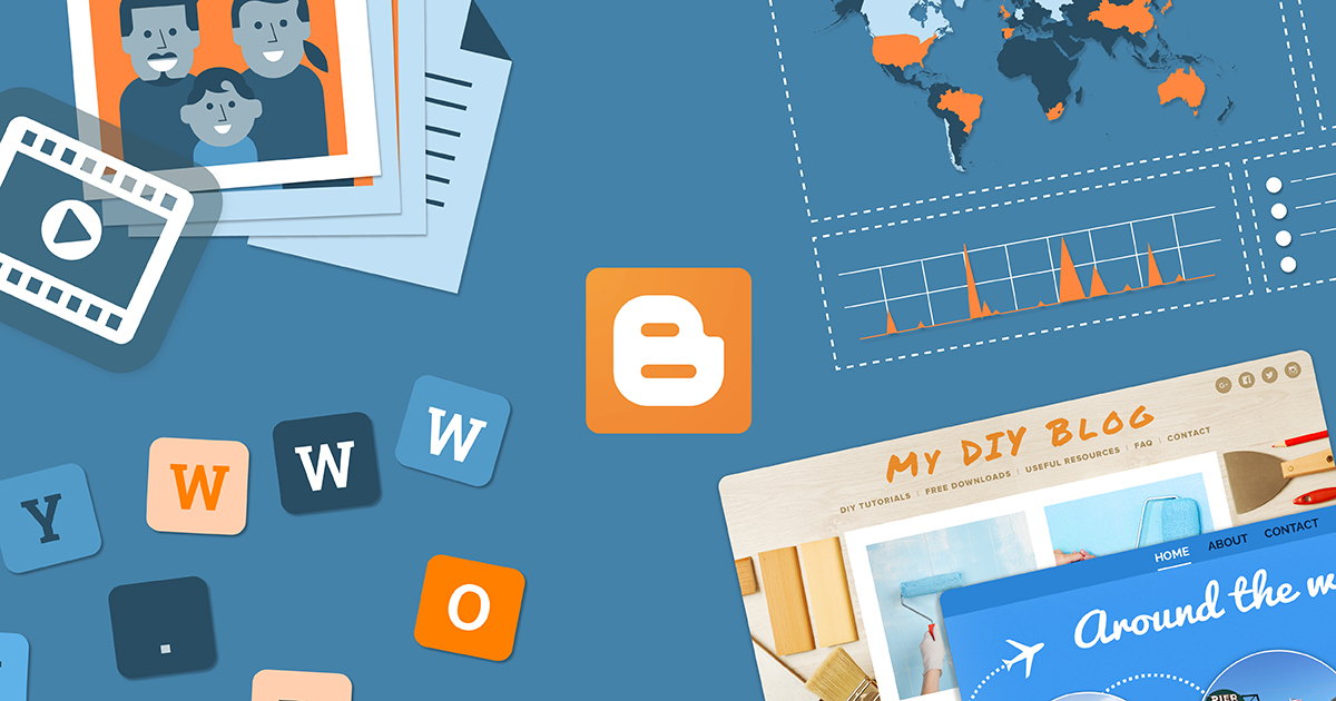 Cara membuat blogger untuk pemula