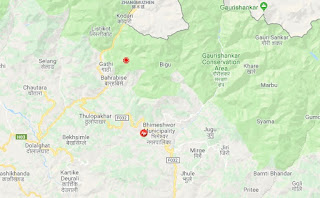 earthquake_nepal_epicenter_map