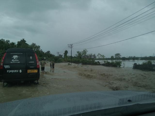 Hujan Deras, Kabupaten Pidie Banjir